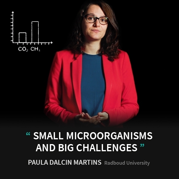Paula Dalcin Martins - Small microorganisms and big challenges - Eye-openers