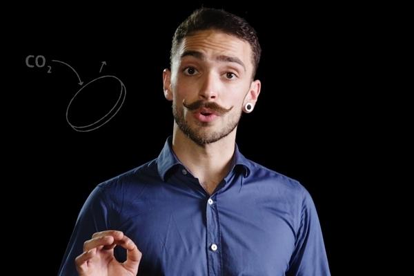 Francesco Mattarozzi - CO2-recycling - Eye-openers