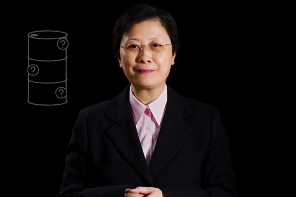 Vivian Yam - OLEDs om energie te besparen - Eye-openers
