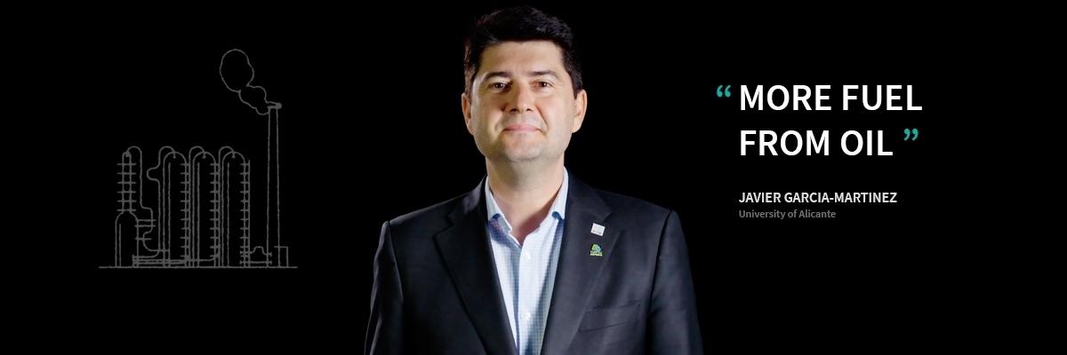 Javier Garcia-Martinez - More fuel from oil - Eye-openers