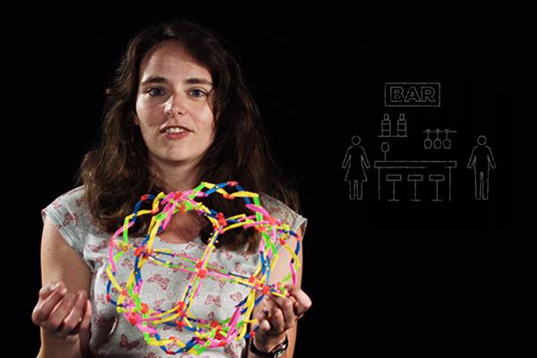 Anne Jans - Universiteit van Amsterdam - Waarom ik moleculen opsluit in een kooi? - Eye-openers
