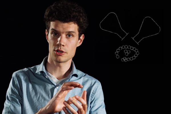 Evan Spruijt - Radboud University Nijmegen - Where do our cells come from? - Eye-openers